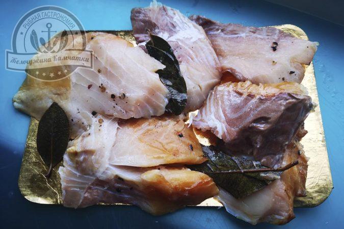 Белорыбица по-сибирски,  холодного копчения с перцем 300 гр