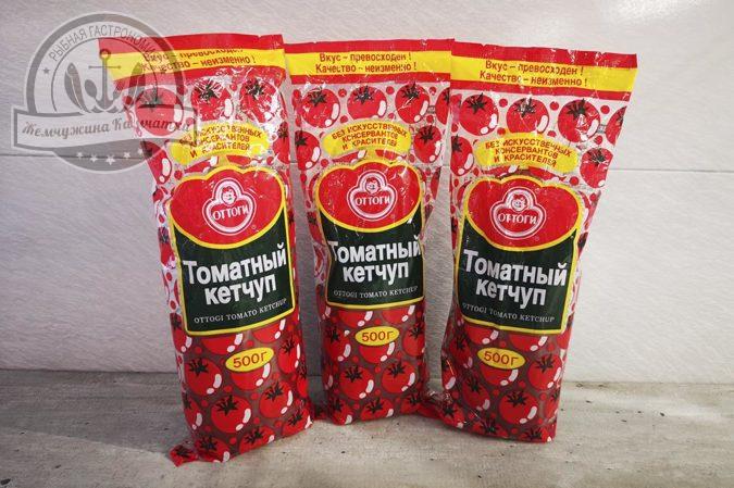 ketchup ottogi 500 gr