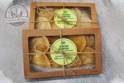 Равиолли из кижуча с белыми грибами 420 гр