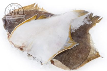 Камбала мороженая без головы